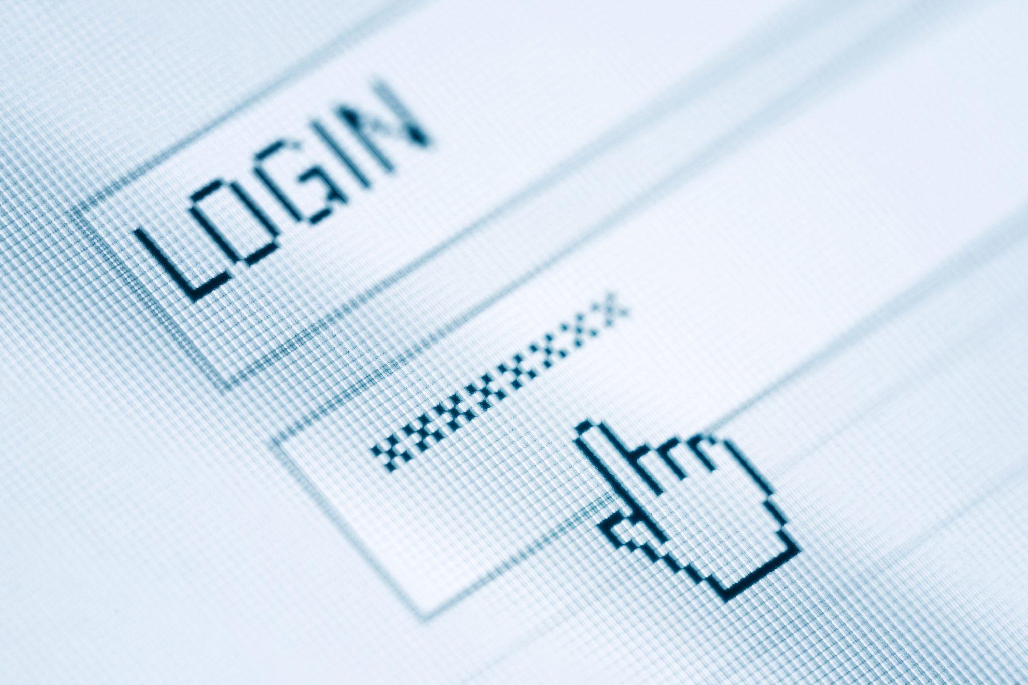Website Login Security
