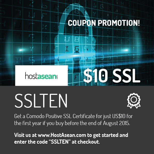 Hosting Coupon - SSLTEN