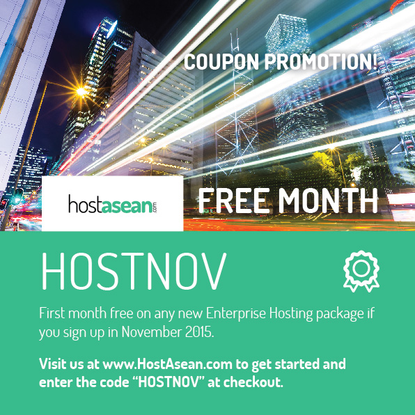 Hosting Coupon - HOSTNOV