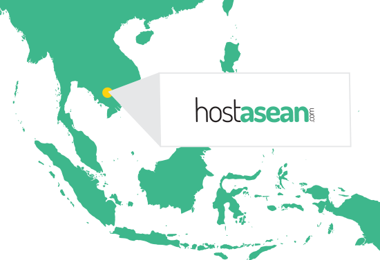 HostAsean is located in the middle of the ASEAN region