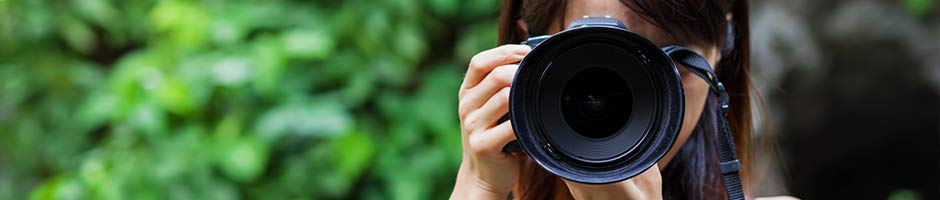 Build a website: Photography