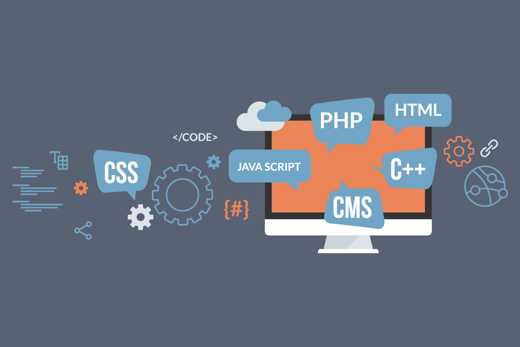 WordPress alternatives - coding a CMS